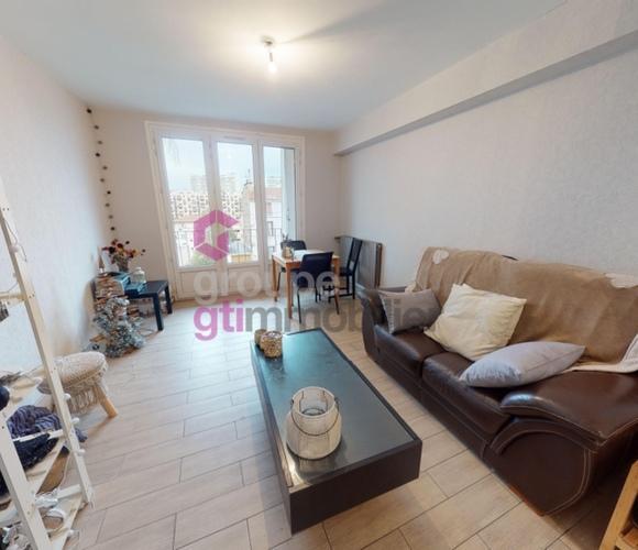 Vente Appartement 3 pièces 57m² Saint-Étienne (42100) - photo