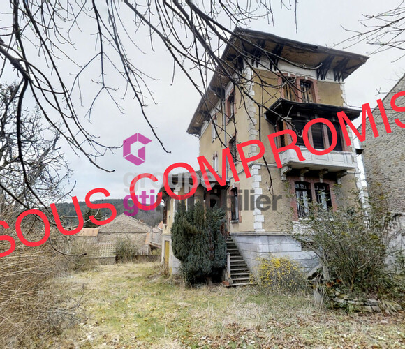 Vente Maison 10 pièces 180m² Dunières (43220) - photo