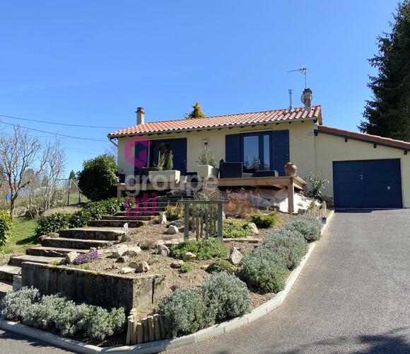 Vente Maison 3 pièces 48m² Boisset (43500) - photo