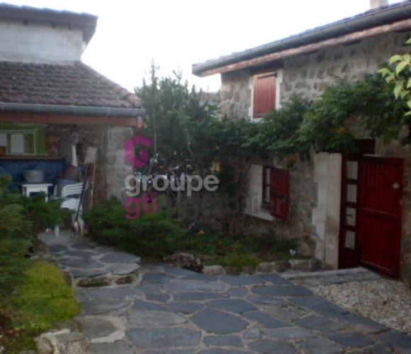 Vente Maison 3 pièces 45m² Chenereilles (43190) - photo