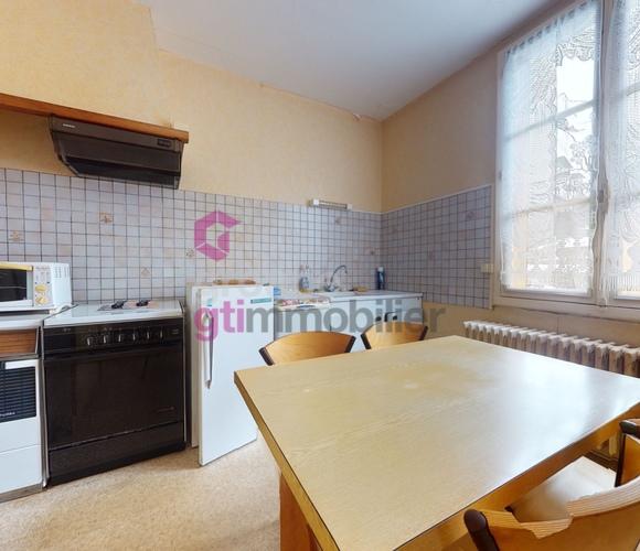 Vente Maison 3 pièces 50m² Issoire (63500) - photo