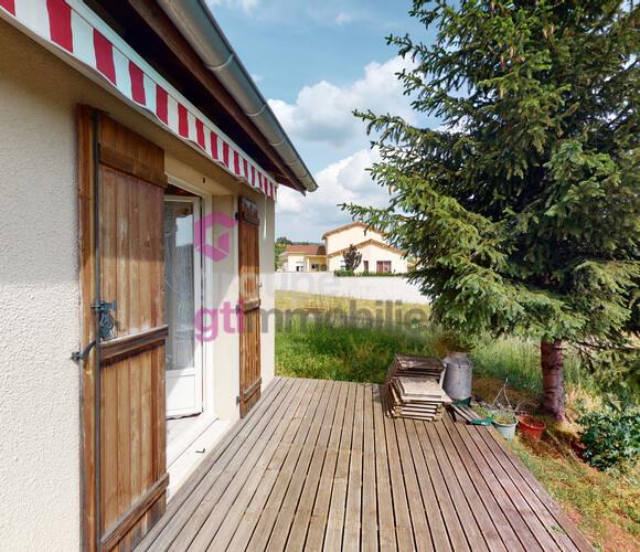 Vente Maison 96m² Lantriac (43260) - photo