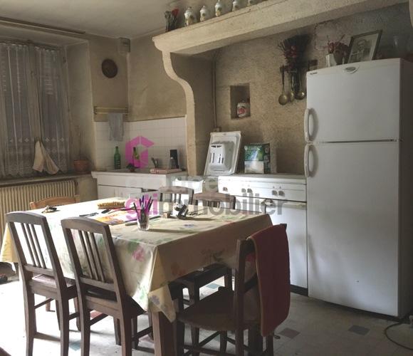 Vente Maison 5 pièces 114m² Vertolaye (63480) - photo