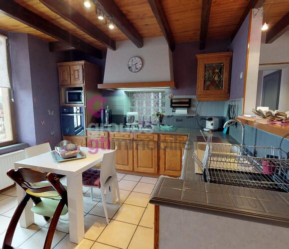 Vente Maison 6 pièces 105m² Roche-la-Molière (42230) - photo
