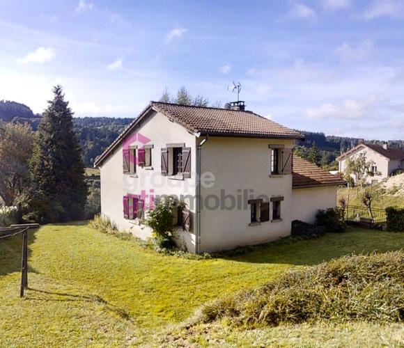 Vente Maison 5 pièces 120m² Dunières (43220) - photo