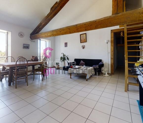 Vente Appartement 5 pièces 120m² Annonay (07100) - photo