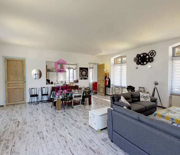 Vente Maison 4 pièces 133m² Olliergues (63880) - photo