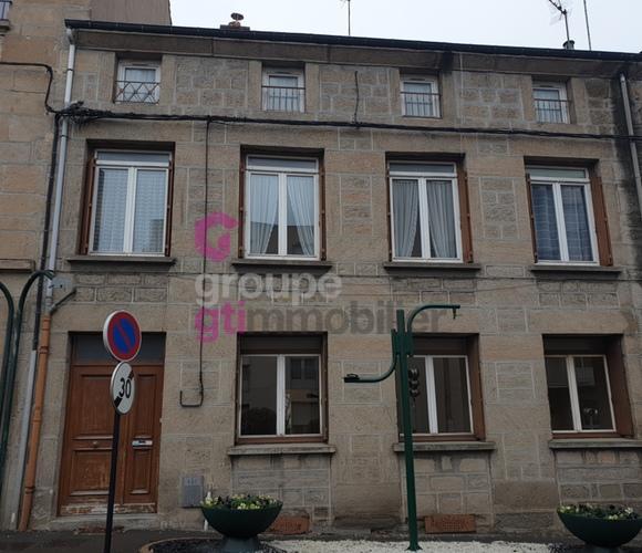 Vente Maison 300m² Saint-Genest-Lerpt (42530) - photo