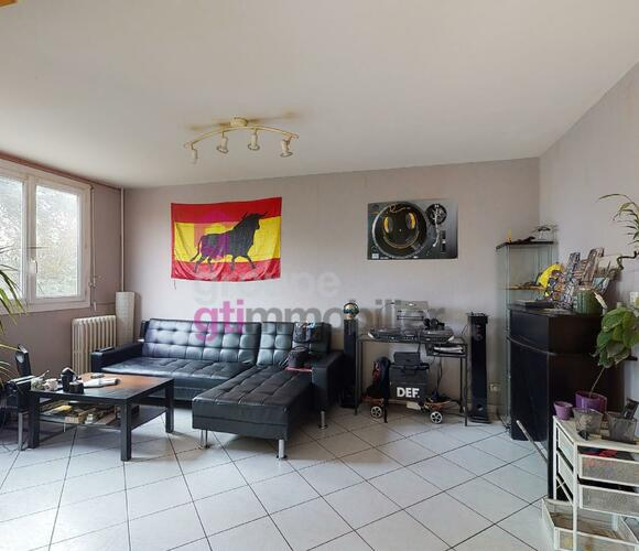 Vente Appartement 2 pièces 43m² Saint-Étienne (42100) - photo