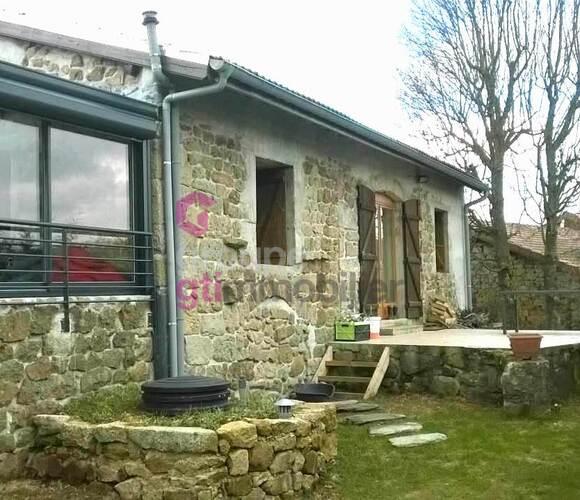Vente Maison 5 pièces 105m² Saint-Pal-de-Mons (43620) - photo