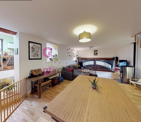 Vente Maison 4 pièces 110m² Riom (63200) - photo