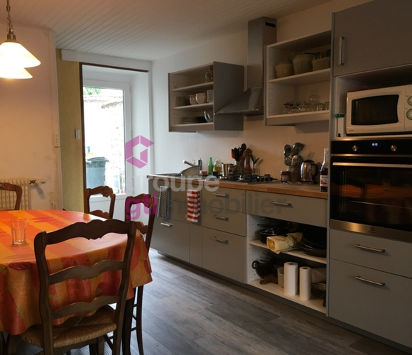 Vente Maison 5 pièces 84m² Ambert (63600) - photo