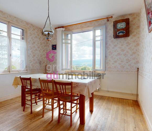 Vente Maison 9 pièces 163m² Ambert (63600) - photo