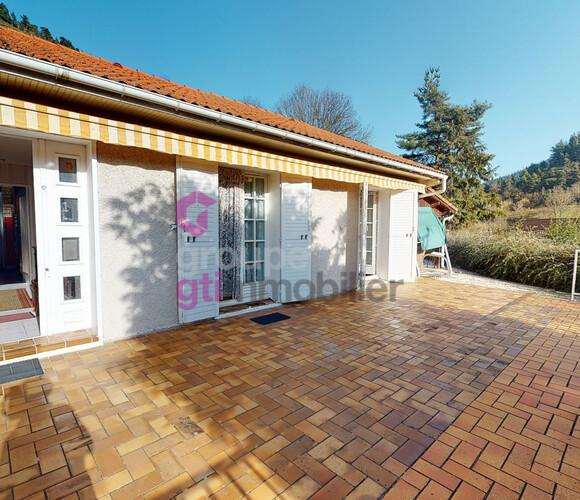 Vente Maison 152m² Le Monastier-sur-Gazeille (43150) - photo