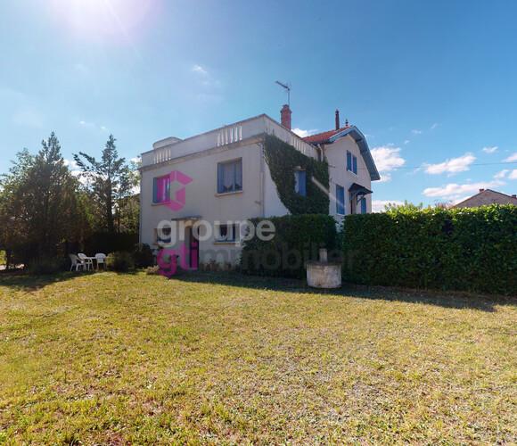 Vente Maison 8 pièces 165m² Montbrison (42600) - photo