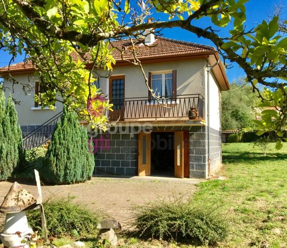 Vente Maison 4 pièces 68m² Courpière (63120) - photo