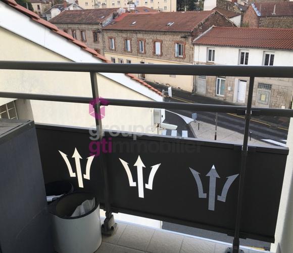 Vente Appartement 3 pièces 72m² Le Chambon-Feugerolles (42500) - photo