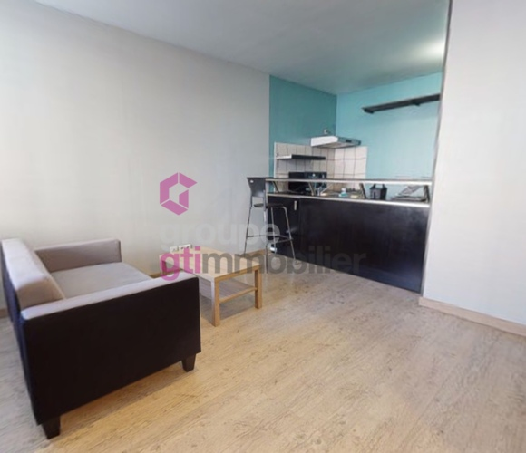 Vente Appartement 2 pièces 30m² Saint-Étienne (42100) - photo