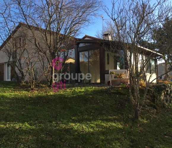 Vente Maison 5 pièces 120m² La Chapelle-d'Aurec (43120) - photo