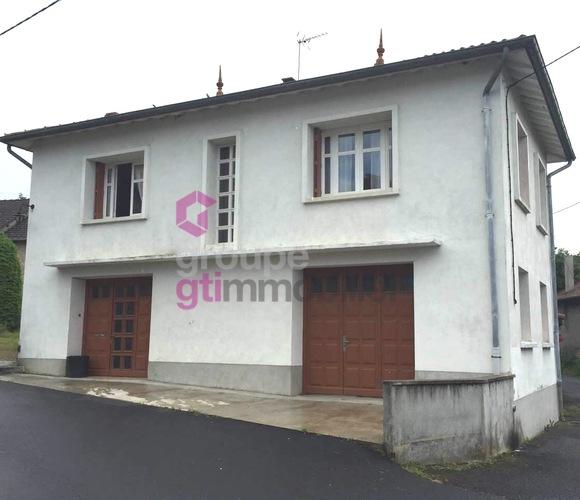 Vente Maison 5 pièces 90m² Yssingeaux (43200) - photo