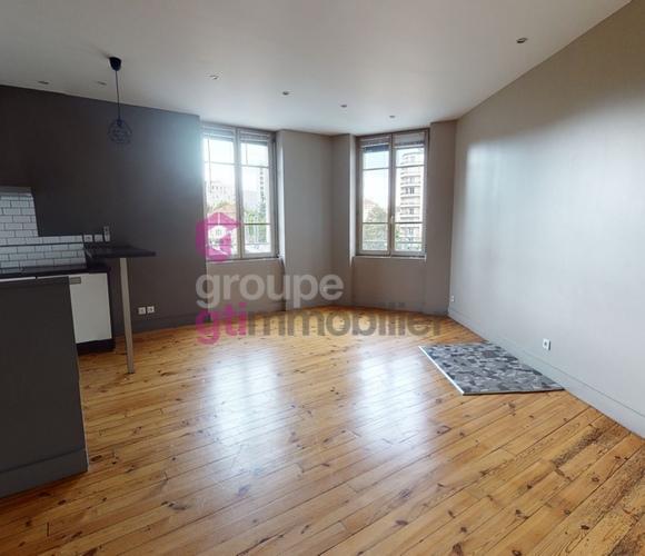 Vente Appartement 3 pièces 70m² Saint-Étienne (42100) - photo
