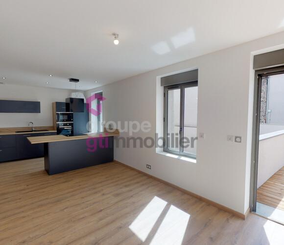 Vente Appartement 4 pièces 98m² Saint-Just-Saint-Rambert (42170) - photo