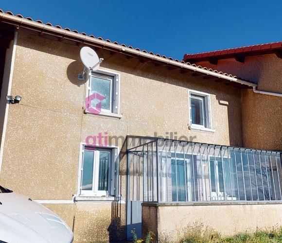 Vente Maison 85m² Montbrison (42600) - photo