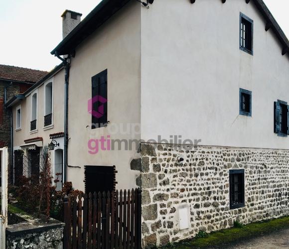 Vente Maison 10 pièces 160m² Tours-sur-Meymont (63590) - photo
