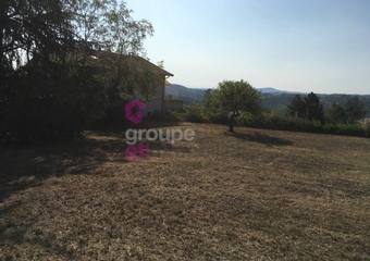 Vente Terrain 1 498m² Annonay (07100) - Photo 1
