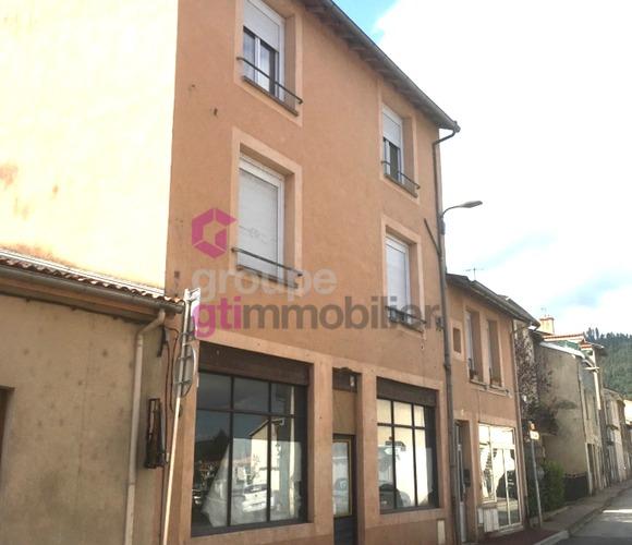 Vente Immeuble 300m² Bas-en-Basset (43210) - photo