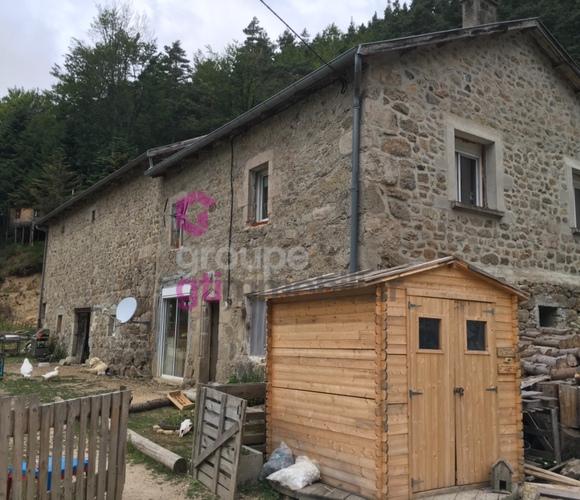 Vente Maison 100m² Saint-Pierre-sur-Doux (07520) - photo