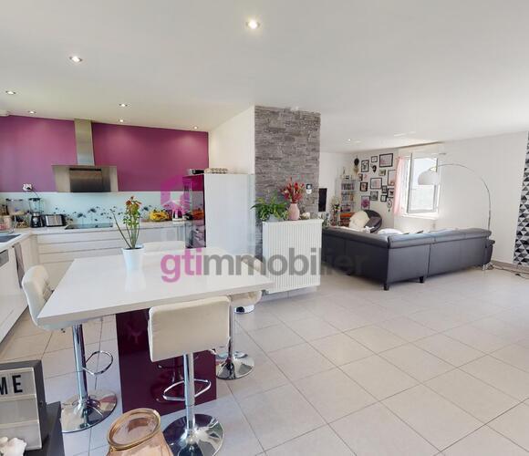 Vente Maison 4 pièces 116m² Sury-le-Comtal (42450) - photo