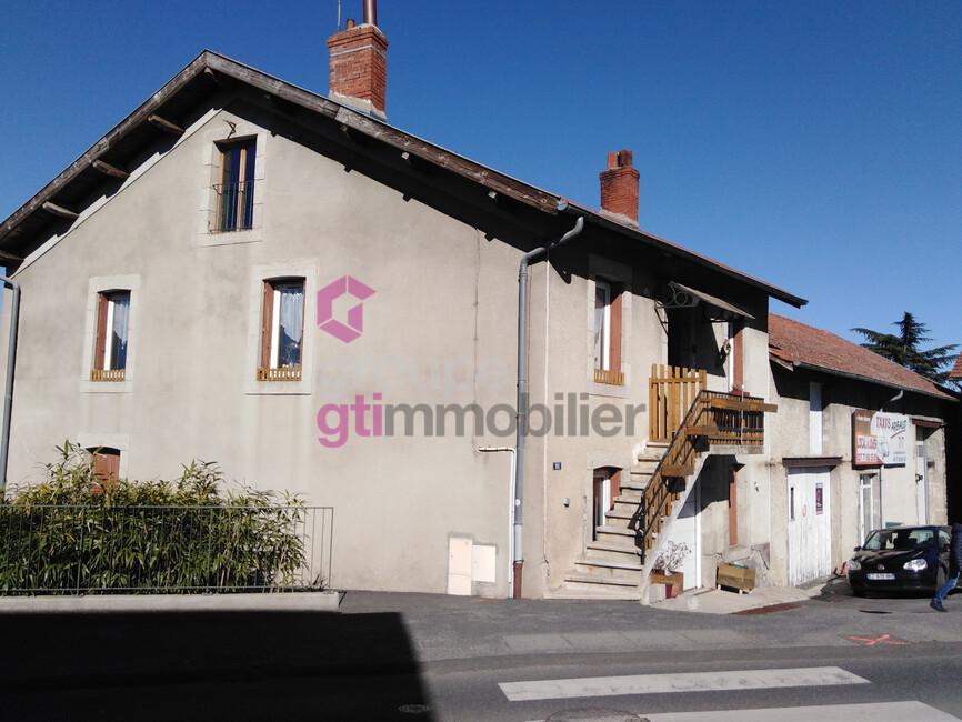 Vente Maison 4 pièces 75m² Yssingeaux (43200) - photo