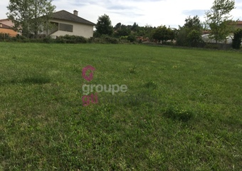 Vente Terrain 1 020m² Montbrison (42600) - Photo 1