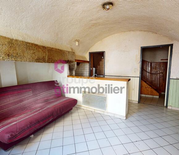 Vente Maison 3 pièces 50m² Vals-près-le-Puy (43750) - photo