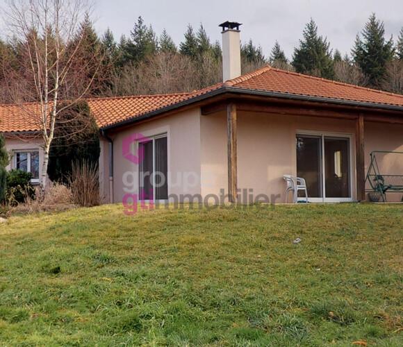 Vente Maison 121m² Échandelys (63980) - photo