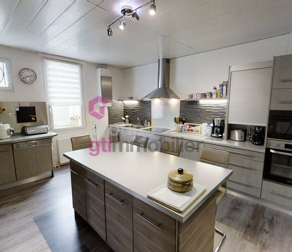 Vente Maison 120m² Firminy (42700) - photo