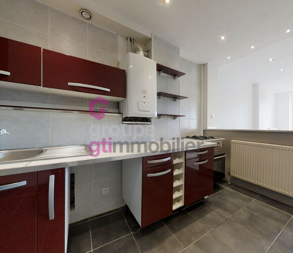 Vente Appartement 3 pièces 57m² Annonay (07100) - photo