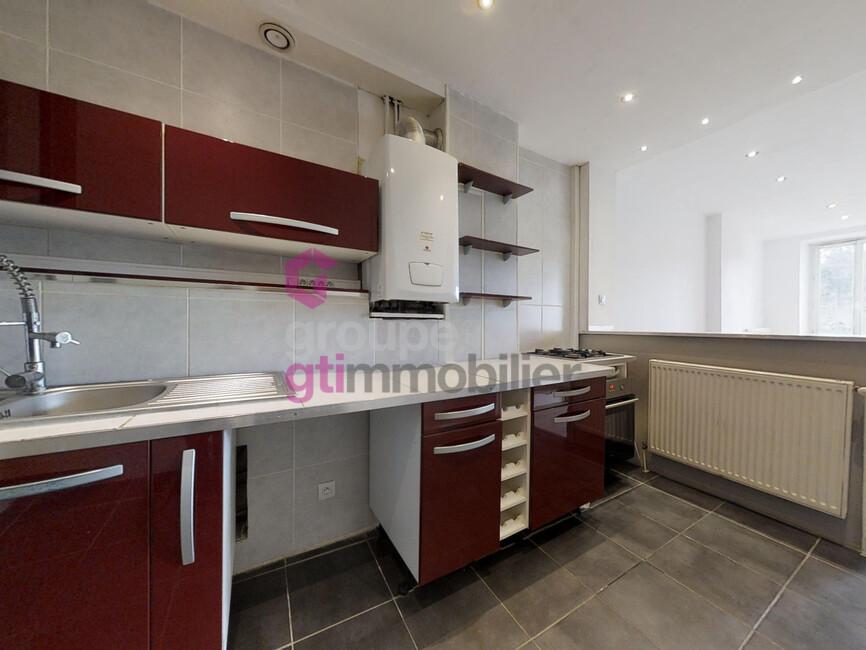 Vente Appartement 3 pièces 57m² Annonay (07100) - photo