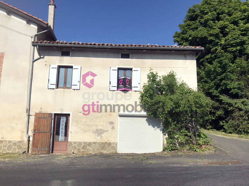 Vente Maison 4 pièces 95m² Bellevue-la-Montagne (43350) - photo