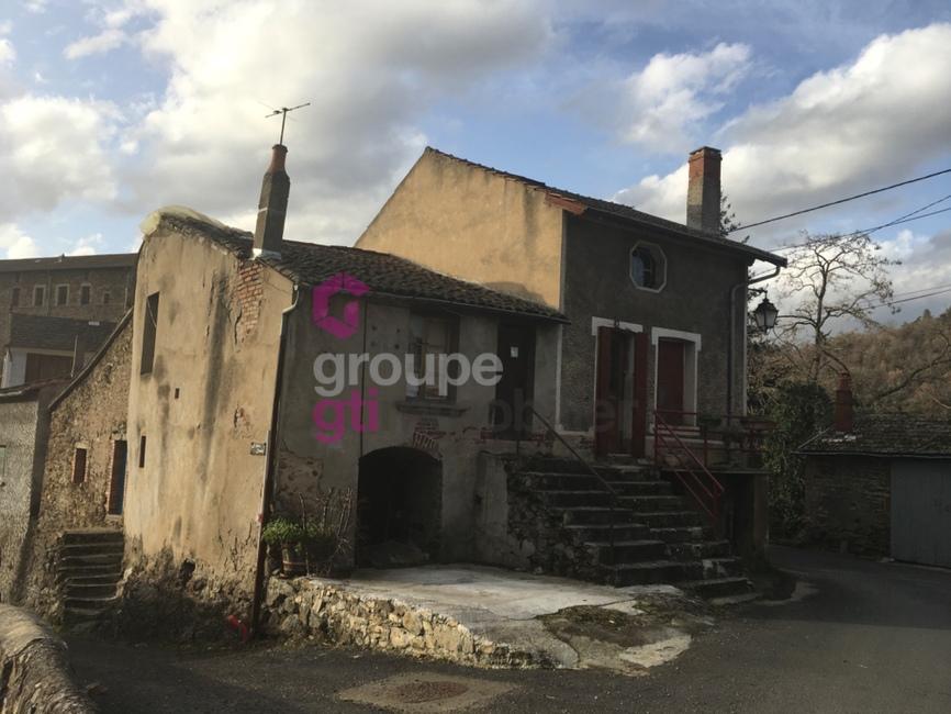 Vente Maison 5 pièces 75m² Auzon (43390) - photo