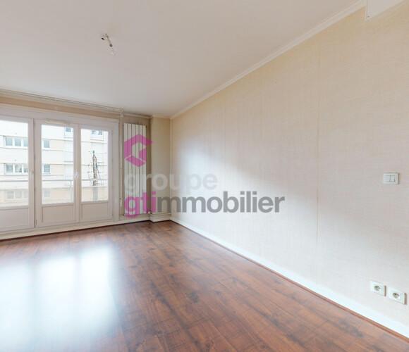 Vente Appartement 3 pièces 74m² Clermont-Ferrand (63000) - photo