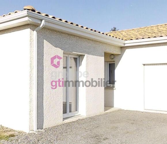 Vente Maison 6 pièces 106m² Vernosc-lès-Annonay (07430) - photo
