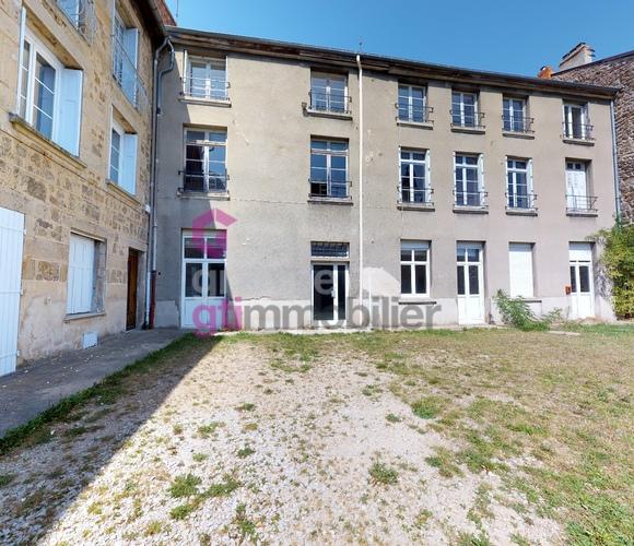 Vente Immeuble 19 pièces 481m² Saint-Didier-en-Velay (43140) - photo