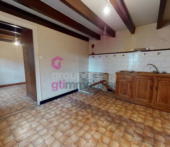 Vente Maison 5 pièces 57m² Marsac-en-Livradois (63940) - photo