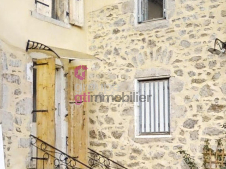 Vente Appartement 6 pièces 118m² Peyraud (07340) - photo
