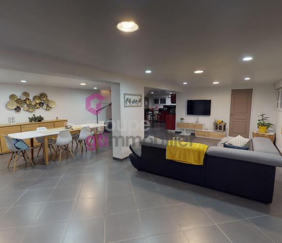 Vente Maison 170m² Lézigneux (42600) - photo