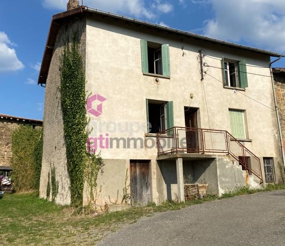 Vente Maison 5 pièces 110m² Saint-Gervais-sous-Meymont (63880) - photo