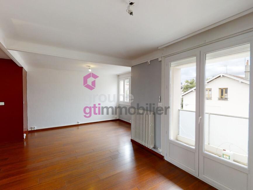 Vente Appartement 2 pièces 50m² Firminy (42700) - photo