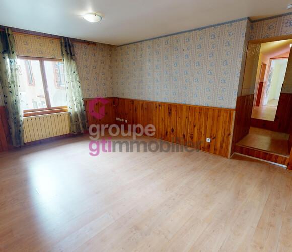 Vente Maison 5 pièces 113m² Sury-le-Comtal (42450) - photo